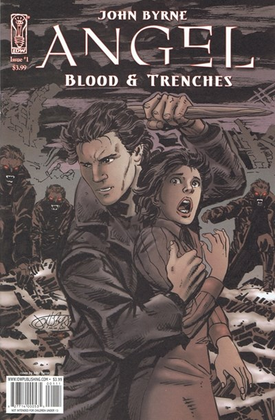 ANGEL BLOOD AND TRENCHES