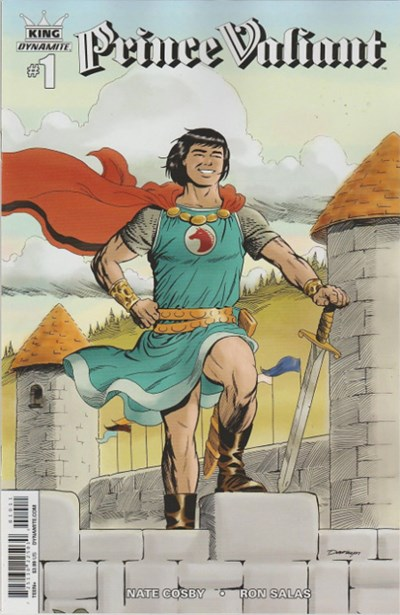 KING PRINCE VALIANT (2015)