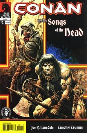 CONAN & THE SONGS OF THE DEAD