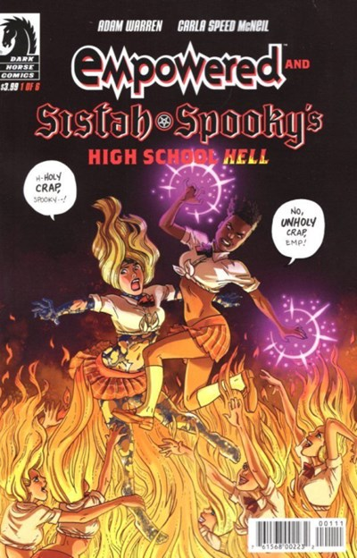 EMPOWERED & SISTAH SPOOKYS HIGH SCHOOL HELL