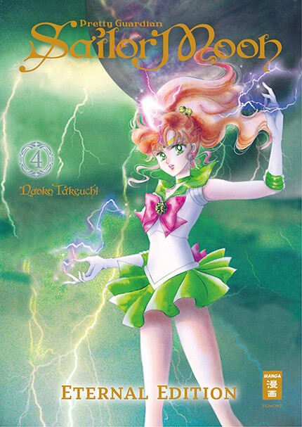 PRETTY GUARDIAN SAILOR MOON - ETERNAL EDITION #04