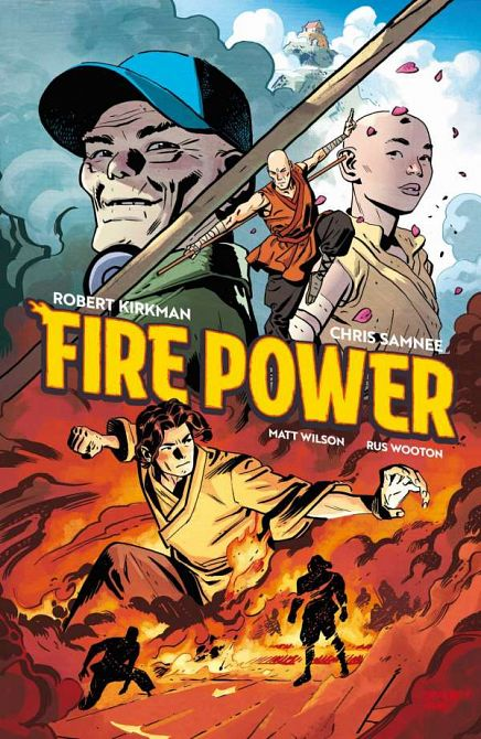 FIRE POWER (ab 2021) #01