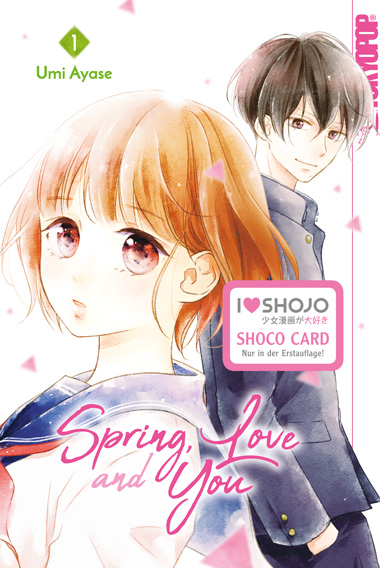 SPRING, LOVE AND YOU #01