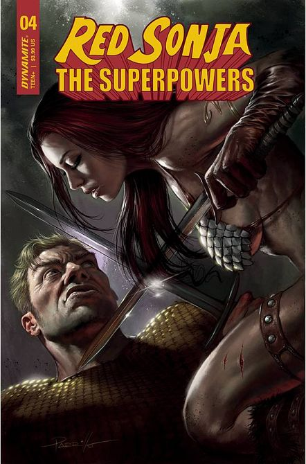 RED SONJA THE SUPERPOWERS #4