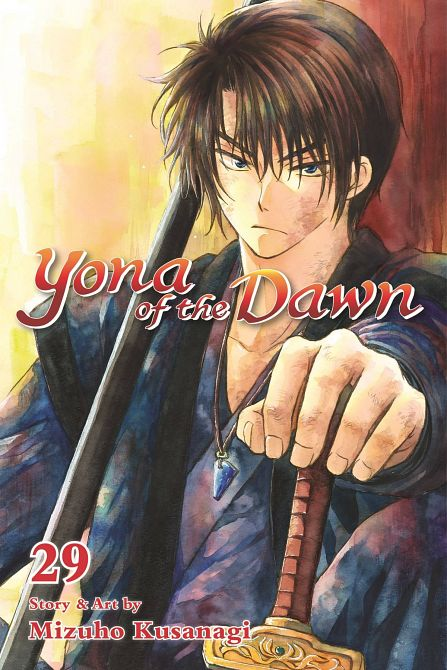 YONA OF THE DAWN GN VOL 29