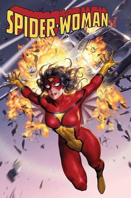 SPIDER-WOMAN (ab 2021) SOFTCOVER #01