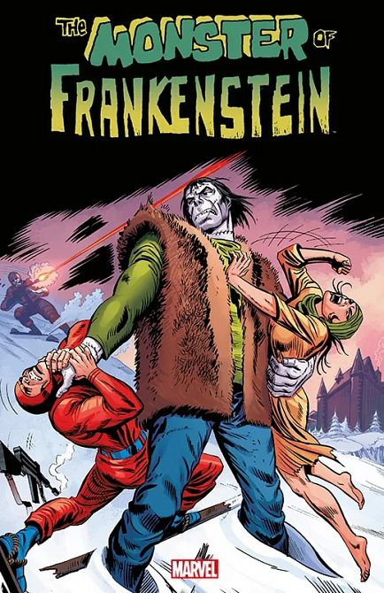 FRANKENSTEINS MONSTER – CLASSIC COLLECTION