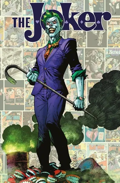 DC CELEBRATION: DER JOKER (HC)