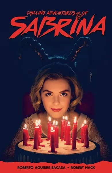 CHILLING ADVENTURES OF SABRINA #01