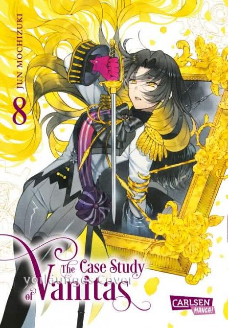 THE CASE STUDY OF VANITAS #08