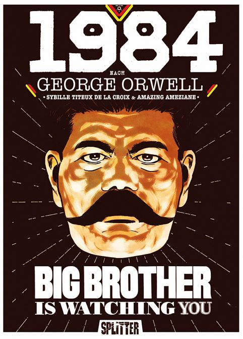 1984 - Big Brother is watching you!