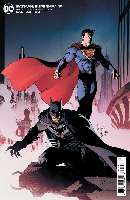 BATMAN SUPERMAN #19