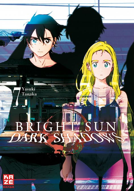 BRIGHT SUN - DARK SHADOWS #07