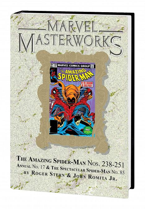 MARVEL MASTERWORKS AMAZING SPIDER-MAN HC VOL 23 DM VARIANT EDITION 315
