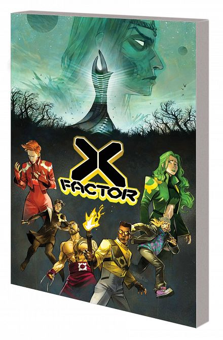 X-FACTOR BY LEAH WILLIAMS TP VOL 02