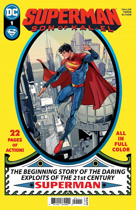 SUPERMAN SON OF KAL-EL #1