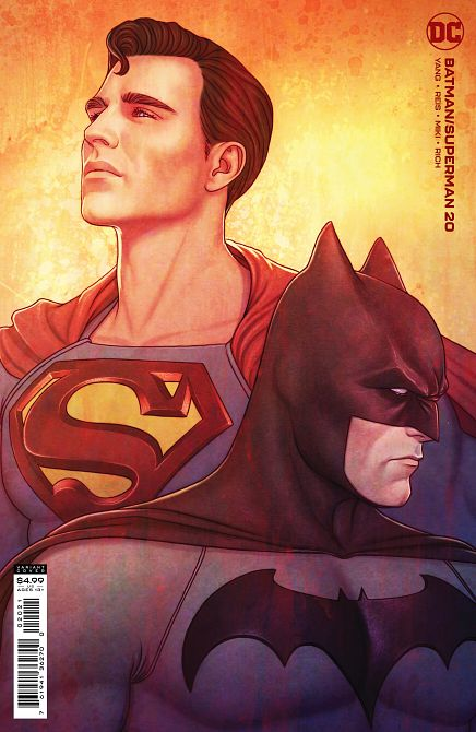 BATMAN SUPERMAN #20