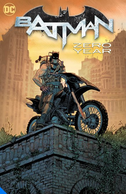 BATMAN ZERO YEAR TP