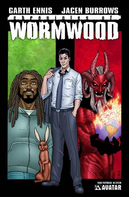 GARTH ENNIS CHRONICLES OF WORMWOOD TP