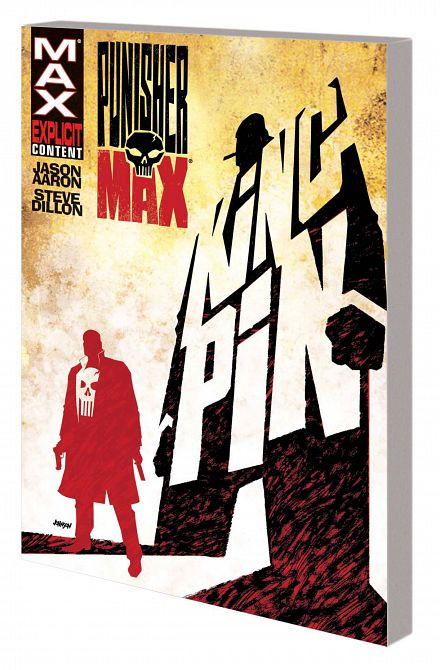 PUNISHER MAX KINGPIN TP